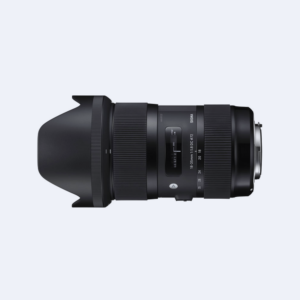 SIGMA 18-35mm F1.8 DC HSM レンタル