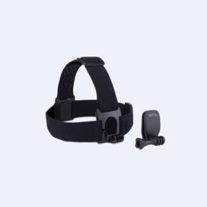 GoPro 用アクセサリ ヘッドストラップ&クリップ ACHOM-001 レンタル