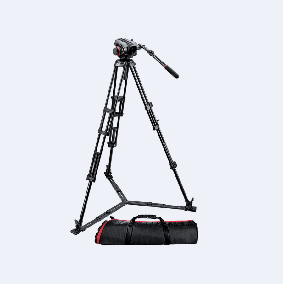 Manfrotto-546GB+504HD レンタル