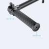 Neewer Carbon Fiber Dual Handheld Grip for Zhiyun Rental