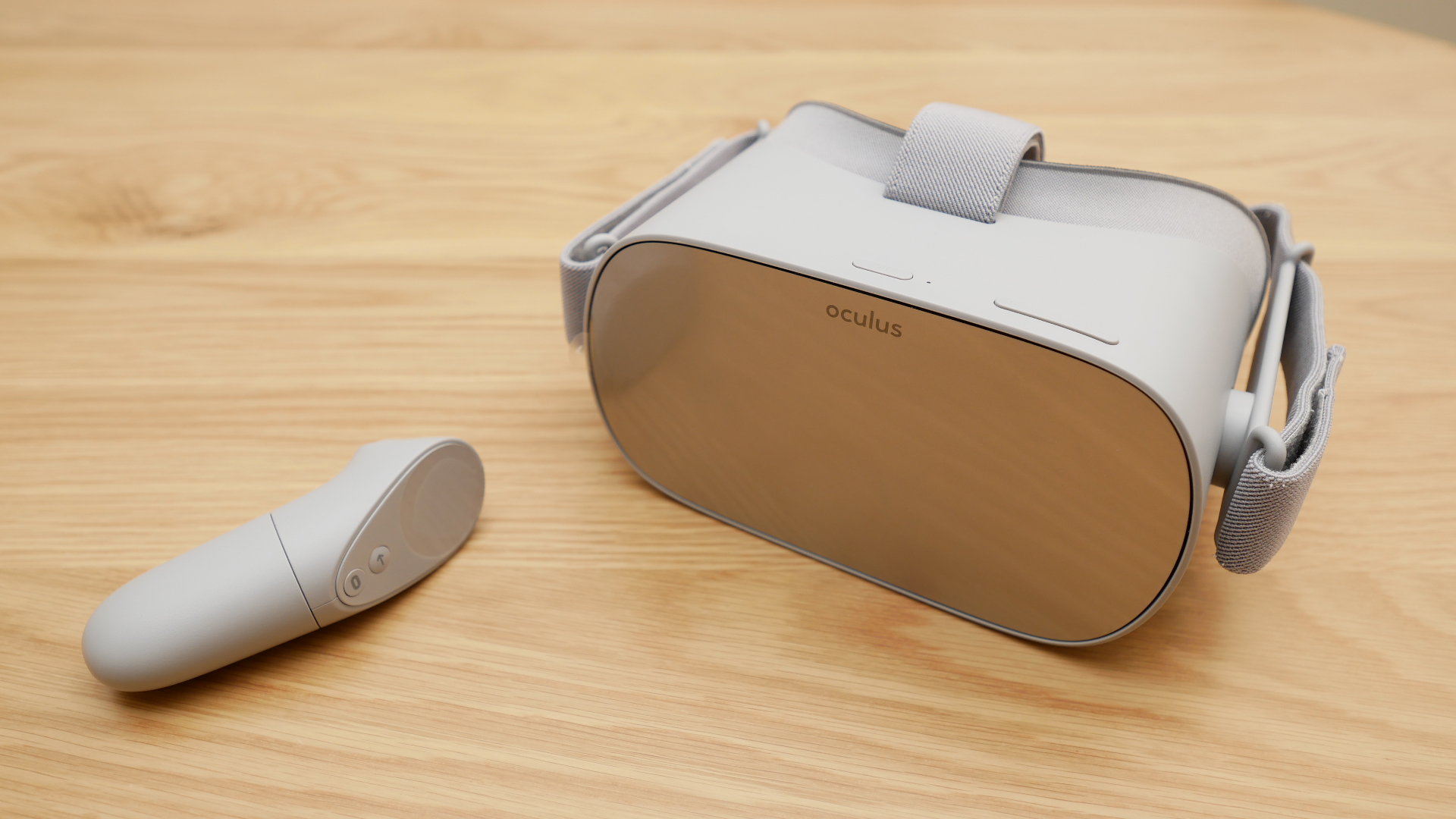 Oculus Go リセット方法
