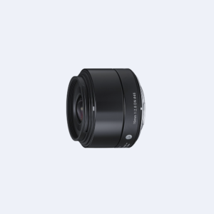 Sigma 19mm-F2.8-DN 広角レンズ