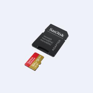 Extreme-microSDXC 64G レンタル