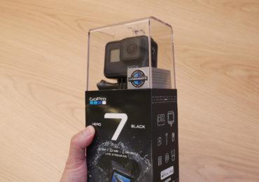 話題の新機種 GoPro HERO7 Black レンタル導入開始