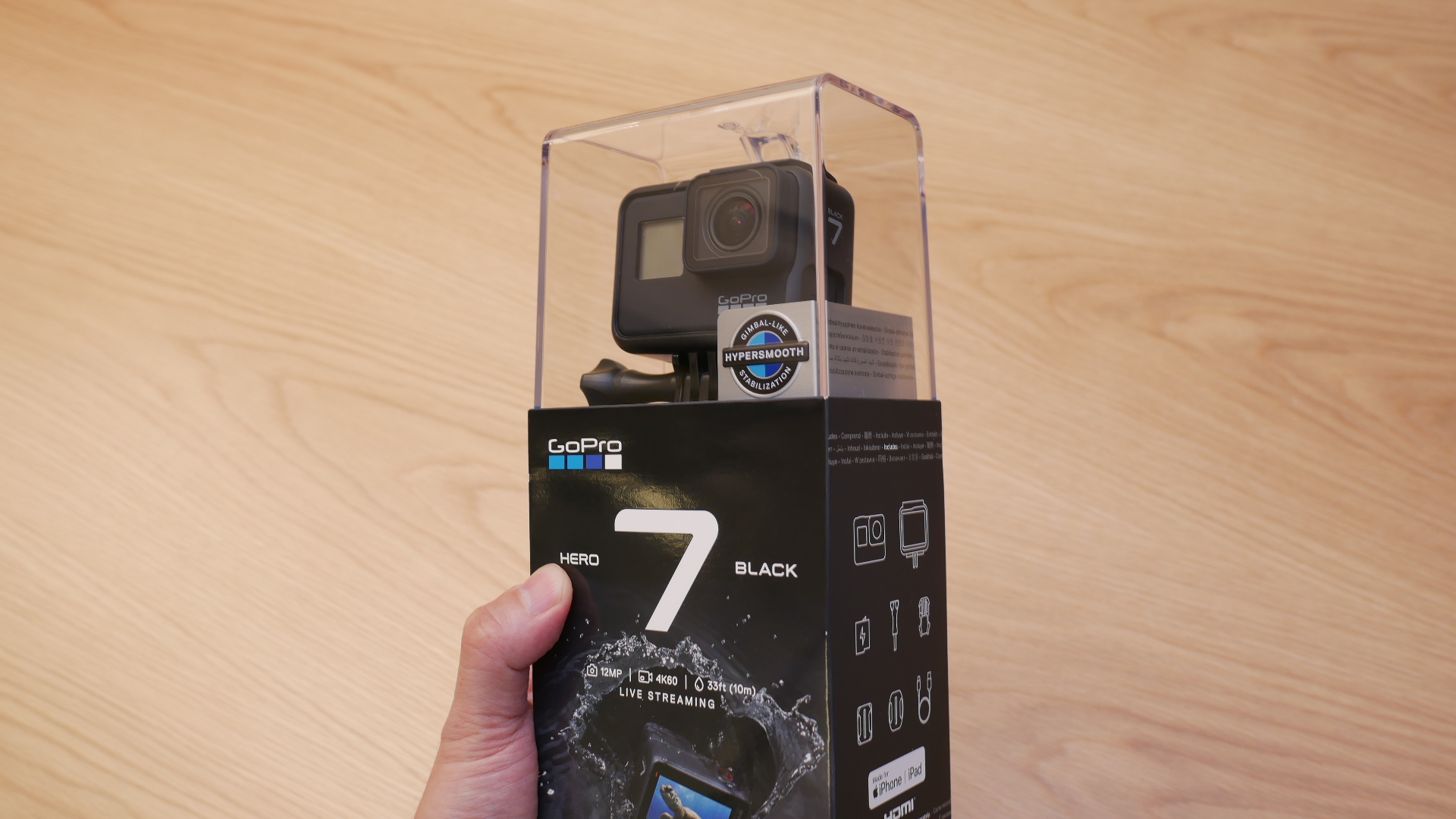 GoPro HERO7 Black レンタル