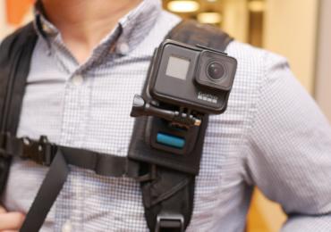 GoPro HERO7 Black バックパックセットのレンタル開始