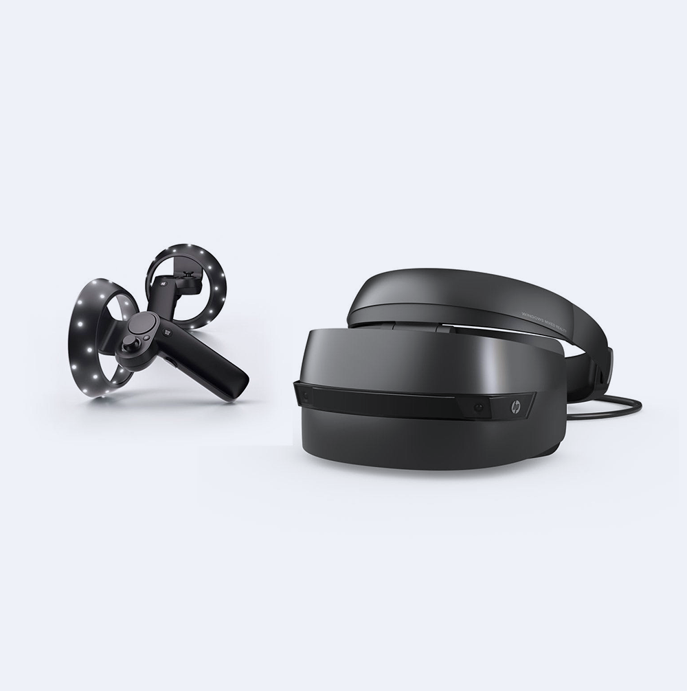 HP Windows Mixed Reality Headset レンタル