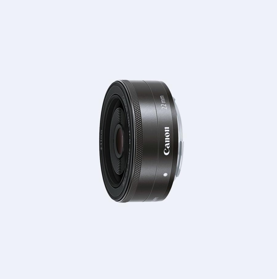 Canon-EF-M22mm-F2-STM レンタル