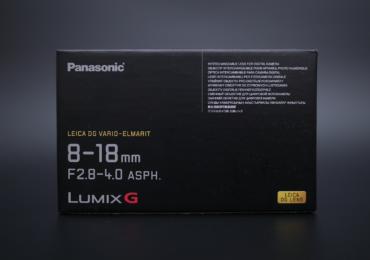 超広角 Panasonic Leica DG Vario-Elmarit 8-18mm レンタル開始!
