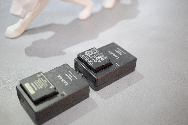LUMIX G8 互換バッテリー